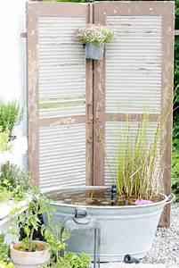 die besten 17 ideen zu fensterladen auf pinterest With französischer balkon mit alte fensterläden im garten