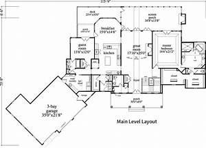 2 bedroom 2 bath cabin lodge house plan alp 0a1u With mountain home designs floor plans
