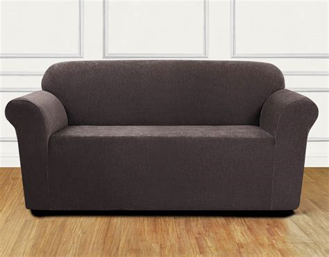 Chenille Loveseat by Surefit Ultimate Stretch Chenille Loveseat Cover