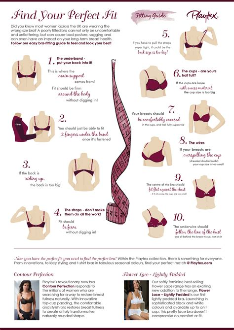 Bra Fitting Tips For Beginners With Love From Lou