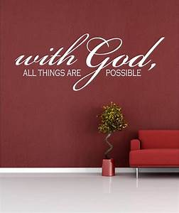 1000 ideas about christian wall decals on pinterest With biblical wall decals ideas