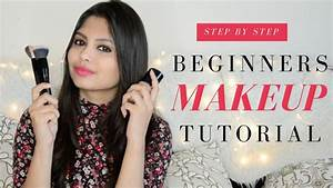 How To Apply Makeup Step By For Beginners