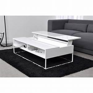 Table Basse Salon Ikea : table basse plateau relevable ~ Teatrodelosmanantiales.com Idées de Décoration