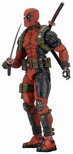 NECA Deadpool 1/4 Scale Action Figure - MightyMega