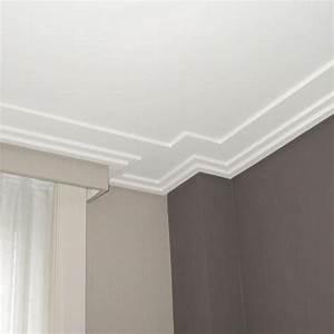 Corniches Plates Dcoratives Mur Et Plafond Plafond