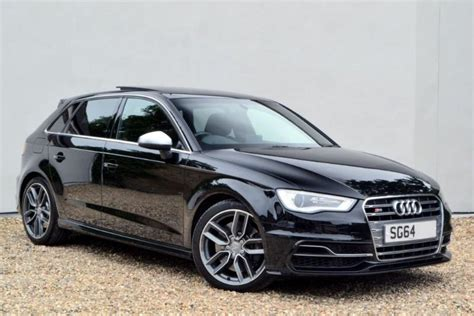 Used 2014 Audi S3 Sportback Quattro High Spec Cars Wanted