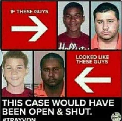 George Zimmerman Meme - if trayvon martin was white brown girl wild world