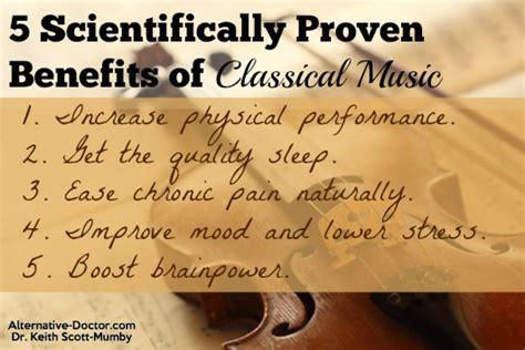 health benefits  classical