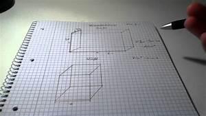 Mathe Flächeninhalt Berechnen : volumen eines quaders und eines w rfels berechnen mathe lernen youtube ~ Themetempest.com Abrechnung