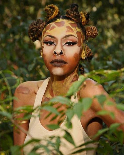giraffe makeup designs design trends premium psd vector downloads