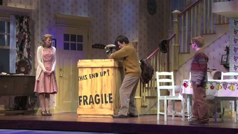 A Christmas Story, The Musical Walnut Street Theatre Highlights