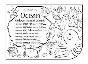 enjoy colouring   counting  activities count