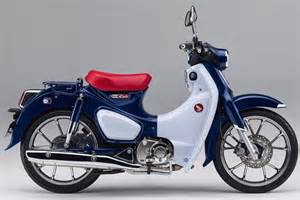 2019 Honda Super Cub C125 Abs First Look  9 Fast Facts