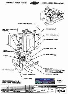 1955 Chevy Dash Wiring