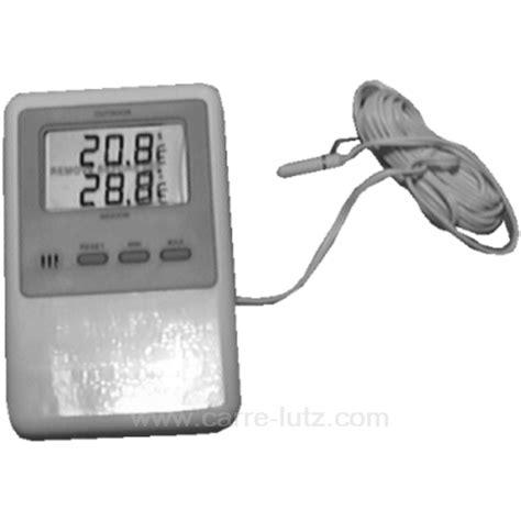 thermom 232 tre 233 lectronique int 233 rieur ext 233 rieur 224 m 233 moire pi 232 ces d 233 tach 233 es electrom 233 nager
