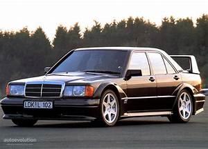 Mercedes 190 Evo 2 : mercedes benz 190 e 2 5 16 evolution ii 1990 1991 autoevolution ~ Mglfilm.com Idées de Décoration