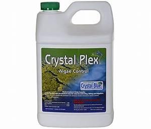 Crystal Plex Algae Control Is A Liquid Copper Sulfate