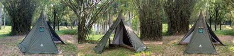 hex hot tent  perspective  stove wwwpomolycom