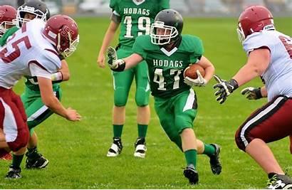 Football Crandon Varsity Junior Hammer Hodags Stafford