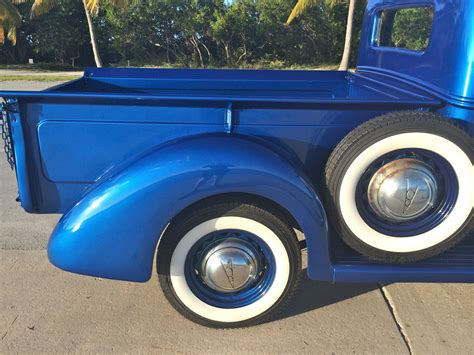 Low Price Car With Mileage by 1938 Ford Model 85 Ford Electric Blue Original
