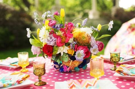 Bezaubernde Hochzeit Deko Im Garten