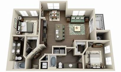 Floor Plans Bedroom Apartments Apartment Layout Easy