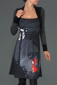 robe anatopik joanna chaperon rouge tealuna fashion With anatopik robe