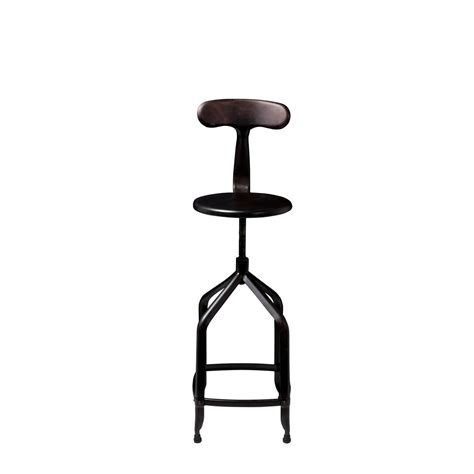 tabouret de bar vintage r 233 glable marx the d 233 co
