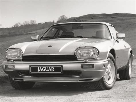 Jaguar XJS picture # 03 of 07, Front Angle, MY 1996, 1600x1200