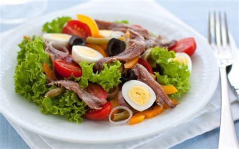 cuisine nicoise recettes recette salade niçoise simplissime spécial été