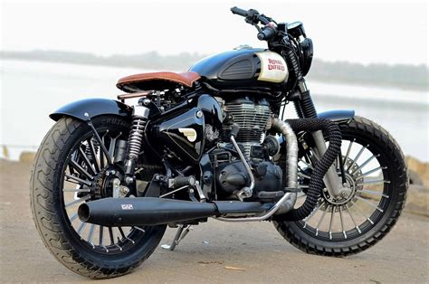 Gambar Motor Royal Enfield Bullet 350 by Modified Royal Enfield Classic 350cc By Singh Customs