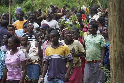 Uganda's Most Fearsome Patriarchal Tribe