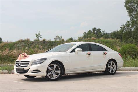 mercedes white white mercedes cls 350 perfect wedding cars singapore