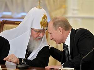 Russian Orthodox Patriarch Kirill: 'Western laws now clash ...