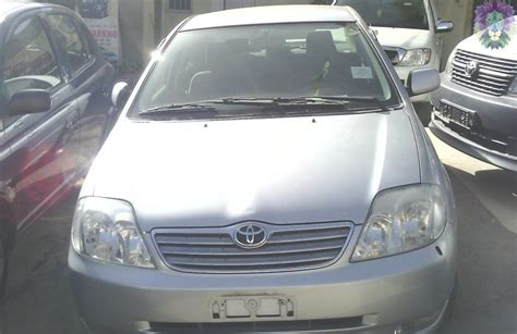 toyota main dealer toyota corolla 2003 mekinaye buy sell or rent cars in