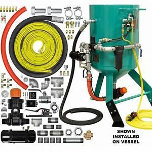 Sandblasting Supplies  U0026 Sandblasting Parts