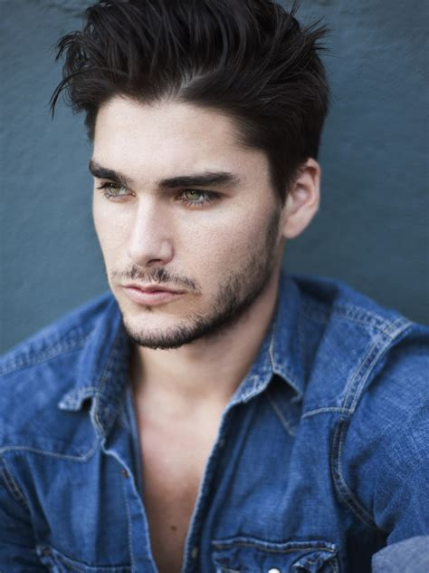 male model hairstyles hairstyle inspiration the best men s hairstyles for fall