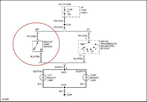 Ford Ranger Brake Light Wiring Diagram by The Brake Lights Just Stopped Working On My 1998 Ford