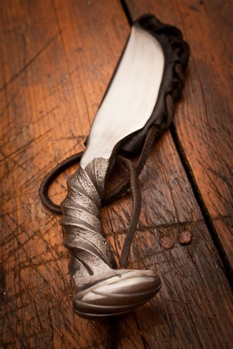 incredible knives     railroad spikes
