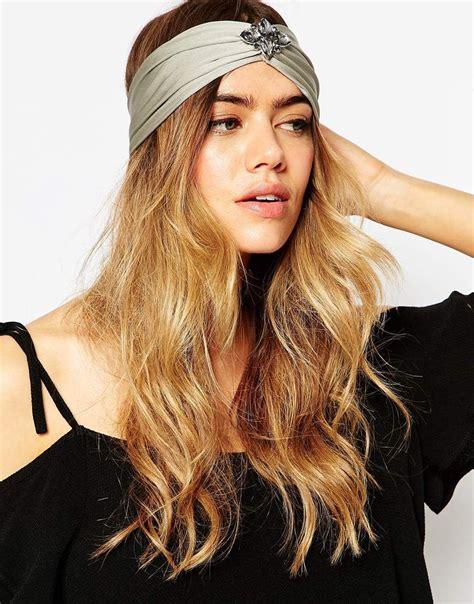70s Hairstyles Headbands by Asos 70s Hair Turban Headband My Style Hair