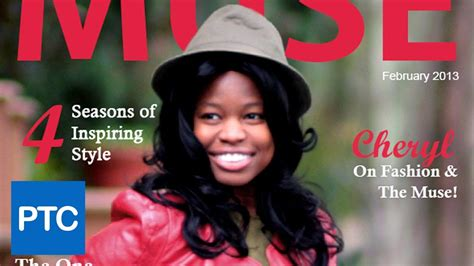 Design A Magazine Cover In Photoshop Youtube