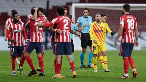 El Atlético de Madrid se posiciona como fuerte candidato ...
