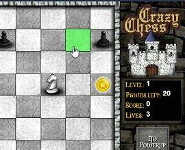 Crazy Chess Free line Brain Game