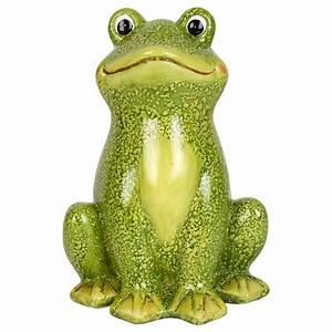 Frosch Deko Garten : thomas philipps onlineshop sitzender deko frosch ~ Articles-book.com Haus und Dekorationen