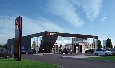 Mitsubishi Dealers To Renovate Again Under Latest Branding