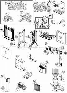 Napoleon Gds20nn Parts List And Diagram