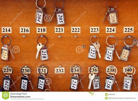hotel keys stock photo image