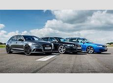 Progress report Audi RS6 vs RS6 vs RS6 Top Gear