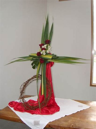 Noel Liturgique Floral Paques Decoration Florale Eglise