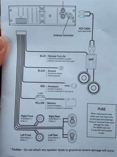 2006 Chevy Optra Wiring Diagram by Installing Radio Without Wiring Harness Am I Doing